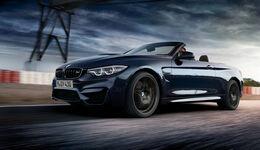 BMW M4 Cabrio 30 Jahre Sondermodell 2018