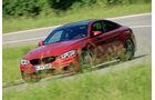 BMW M4 Competition, Seitenansicht