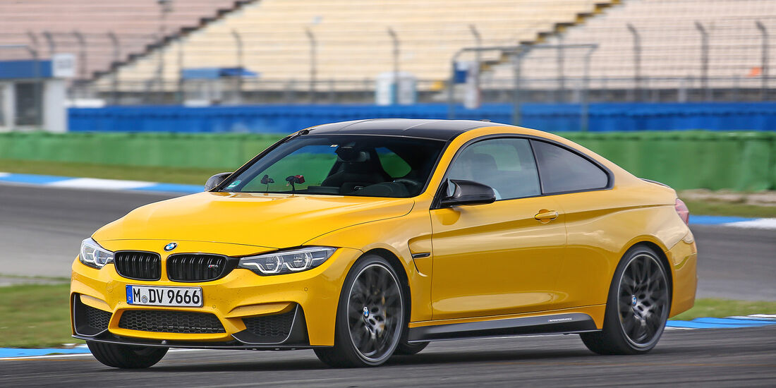 BMW M4 Competition - Serie - Coupes bis 100000 Euro - sport auto Award 2019