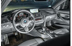BMW M4 Coupé, Cockpit