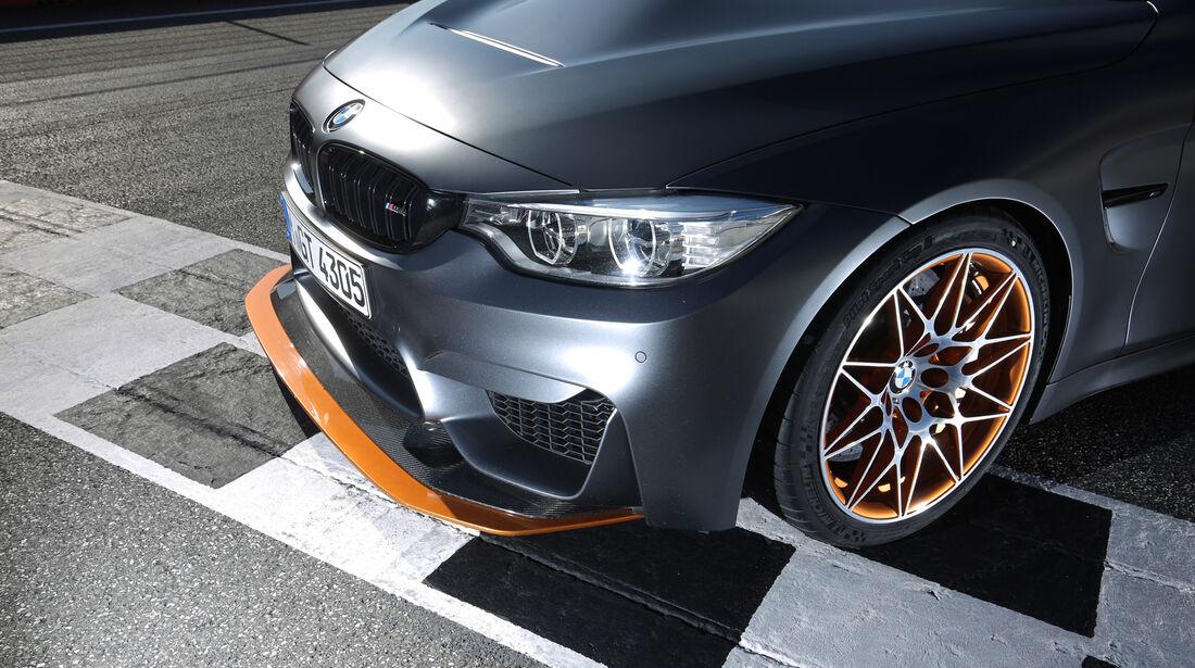 BMW M4 GTS, Frontscheinwerfer