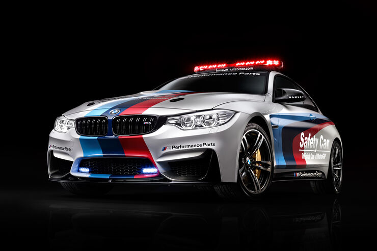 BMW M4 Safety-Car - Moto GP 2014