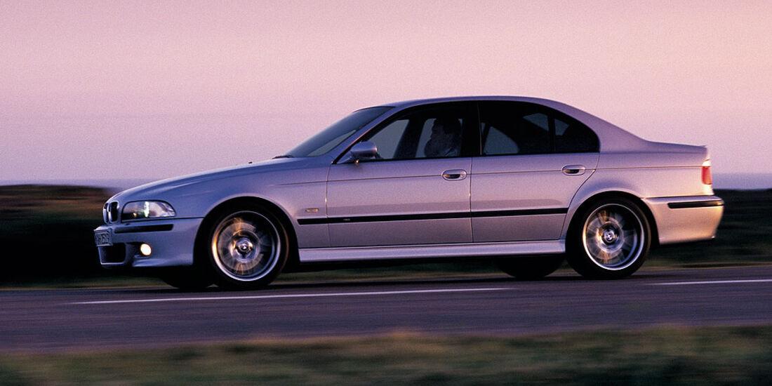BMW M5 Baujahr 1998