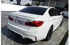 BMW M5 - Carspotting - GP Abu Dhabi 2018