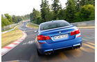 BMW M5 Competition, Supertest, Vorschau