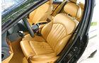 BMW M5 E39, Fahrersitz