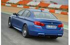 BMW M5 F10 (Competition Paket 2013) - Seitenansicht - Karosserie