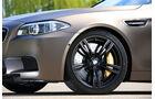 BMW M5 F10 (Competition Paket) - Räder