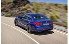 BMW M5 F90 - Business-Limousine - Seitenansicht