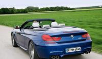 BMW M6 Cabrio, Heck