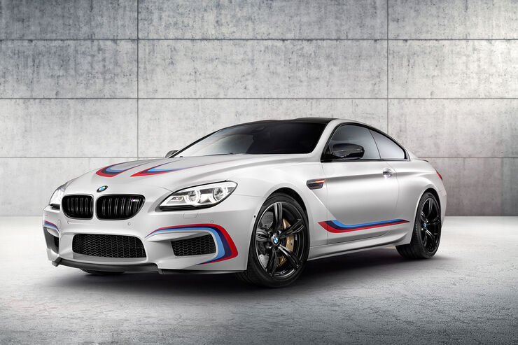 BMW M6 Competition Edition Sperrfrist