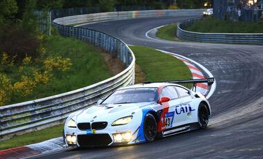 24h-Rennen Nürburgring (1. Quali)