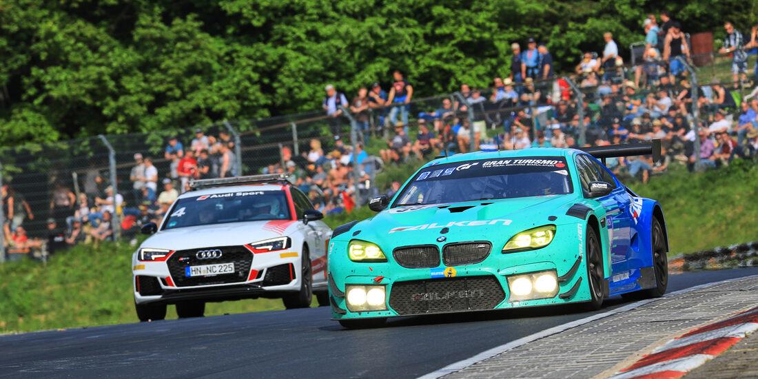BMW M6 GT3 - Startnummer #33 - 24h-Rennen Nürburgring 2018 - Nordschleife - Samstag 12.5.2018