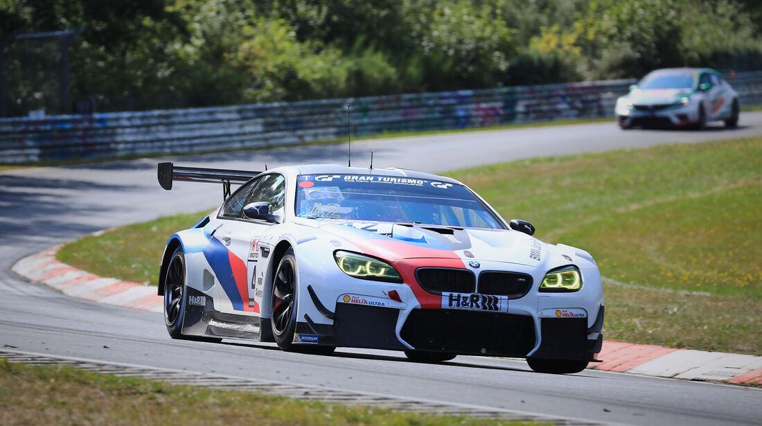 BMW M6 GT3 - Startnummer #42 - VLN 2018 - Langstreckenmeisterschaft - Nürburgring-Nordschleife