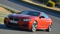 BMW M6, Seitenansicht