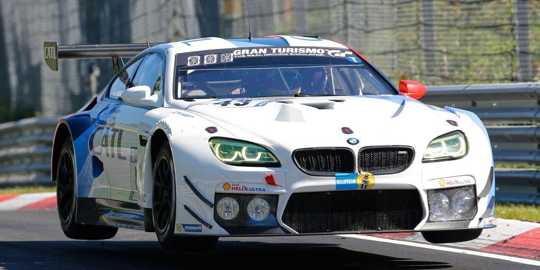 BMW M6 T3 - Startnummer #43 - 2. Qualifying - 24h-Rennen Nürburgring 2017 - Nordschleife