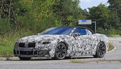 Neues BMW 8er Cabrio (G14)
