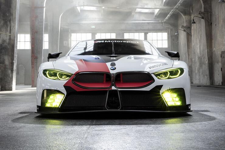 BMW M8 GTE - IAA 2017