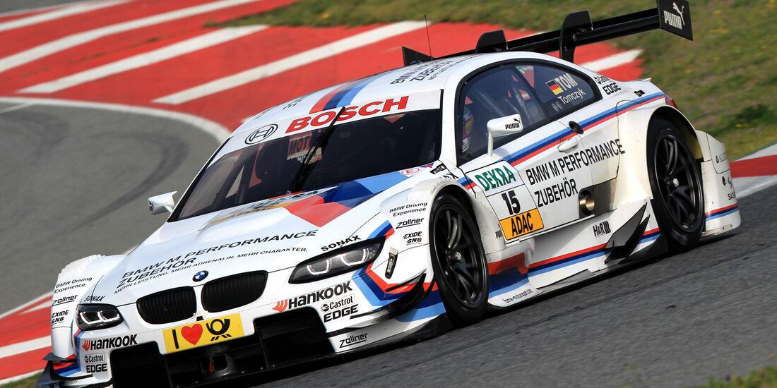 BMW Martin Tomczyk DTM 2013