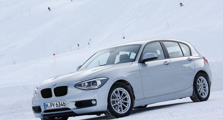 BMW Modellpflege 2013