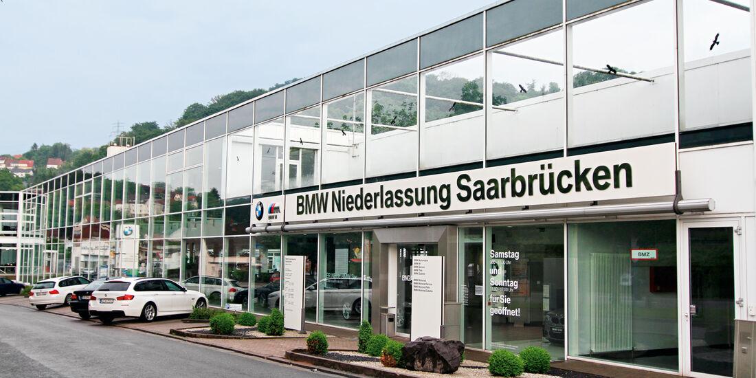 BMW Niederlassung Saarbrücken