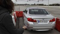 BMW Remote Parking, automatisches Einparken