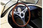 BMW Roadster mit Sonderkarosserie, Lenkrad