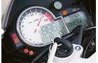 BMW S 1000 RR, Rundinstrument, Anzeige