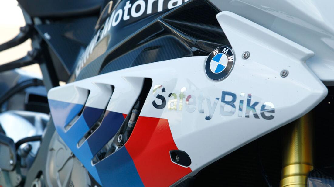 BMW S 1000 RR, Tank