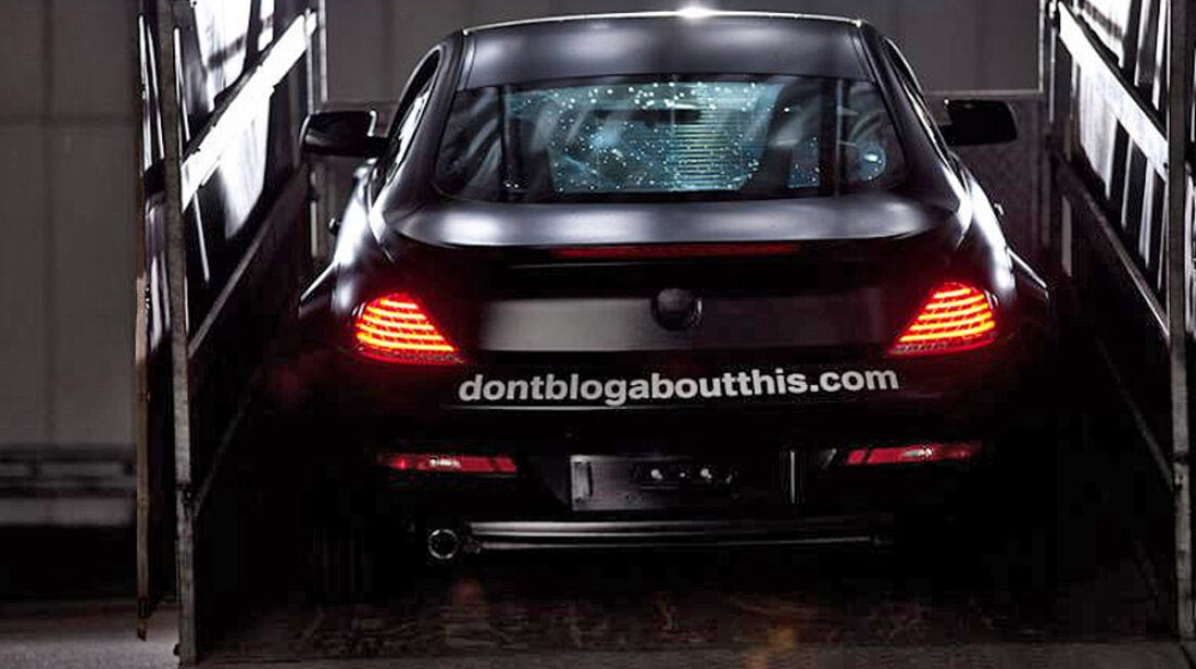 BMW Studie dontblogaboutthis