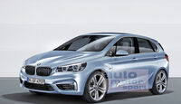 BMW Van, BMW 1er