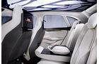 BMW Van, Rücksitz, Armlehne