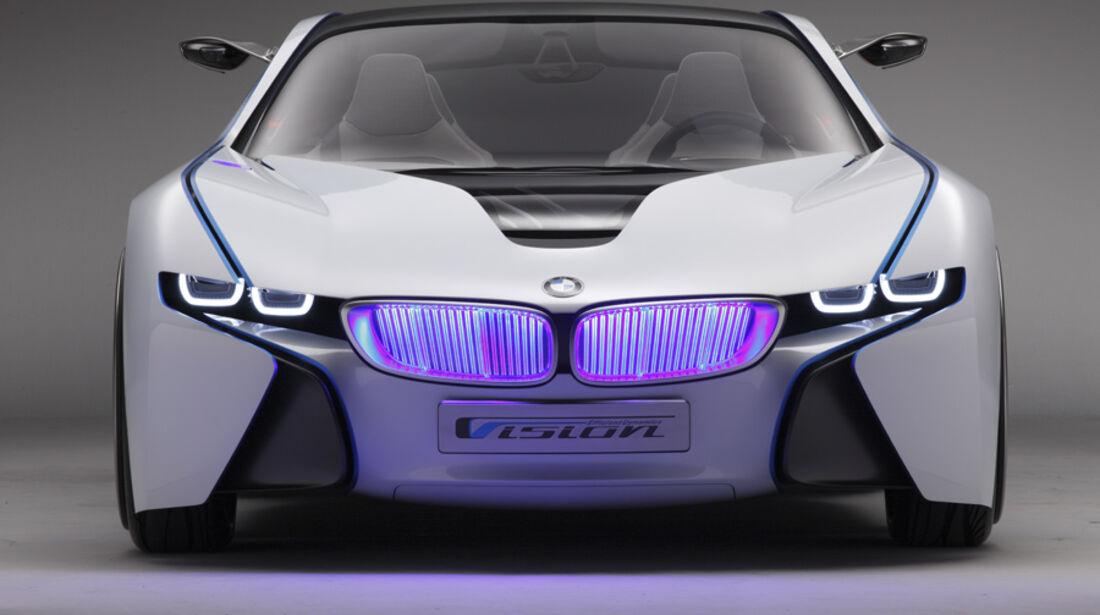 BMW Vision EfficientDynamics