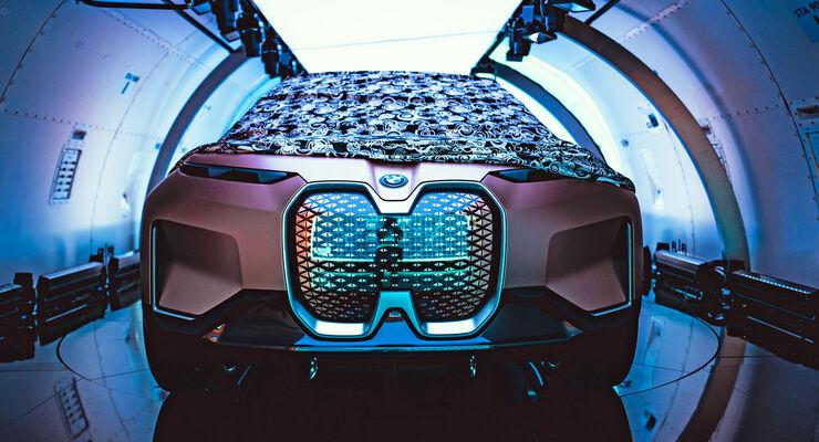 bmw inext (2021): design, e-antrieb, cockpit, marktstart des i5