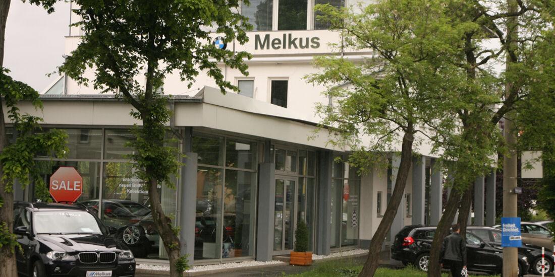BMW Werkstatt, Autohaus Melkus
