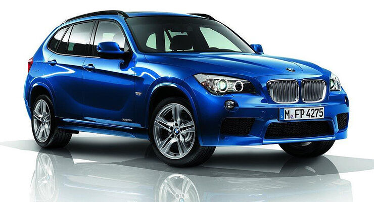 bmw x1 xdrive28i neuer power vierzylinder feiert im x1. Black Bedroom Furniture Sets. Home Design Ideas