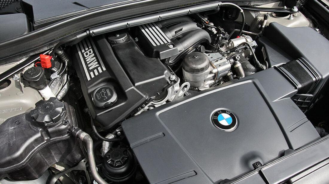 BMW X1, Motor