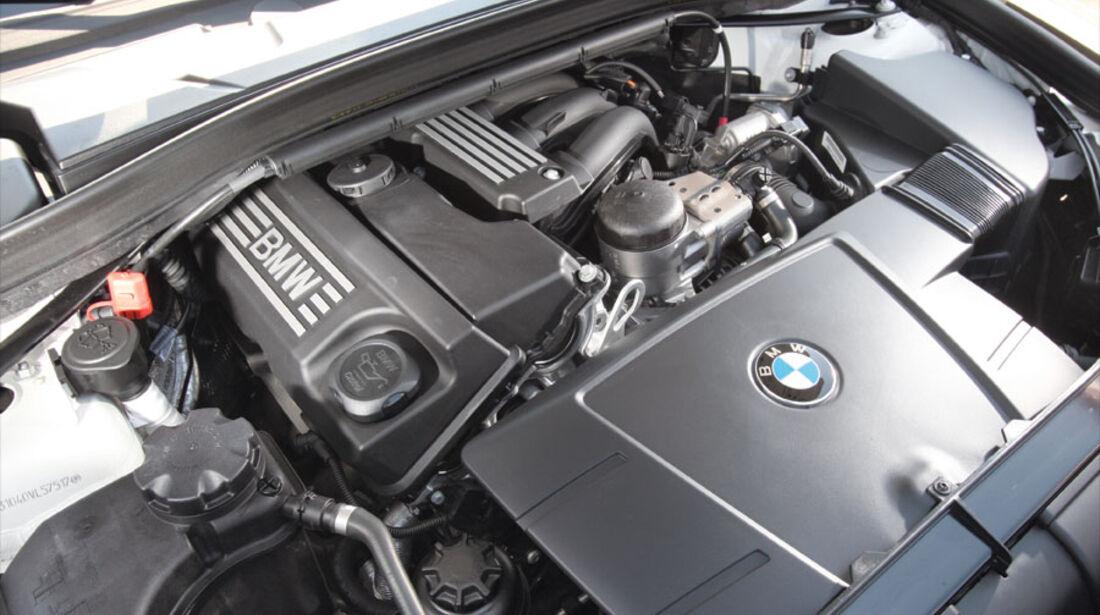 BMW X1 s-Drive 18i, Motor
