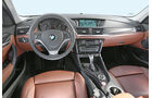 BMW X1 xDrive 20i, Cockpit