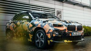 BMW X2 Erlkönig