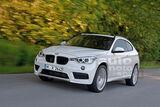BMW X2, Retusche