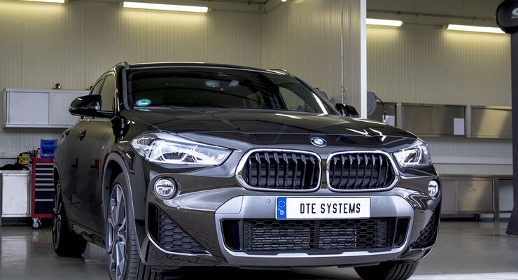 BMW X2 Tuning DTE Systems