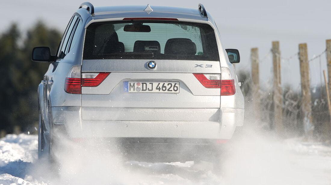 BMW X3 20 d