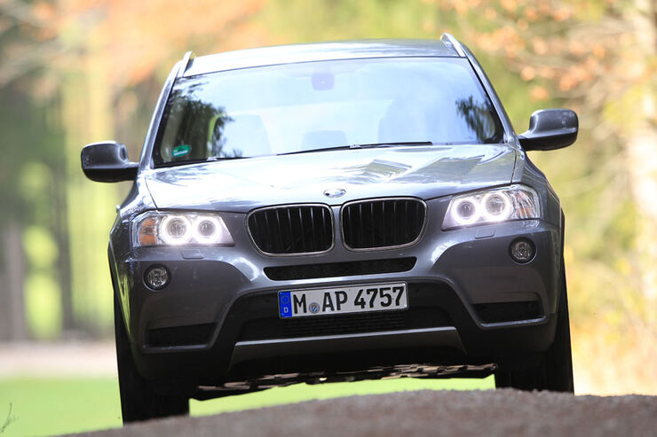 bmw x3 zweite generation des kompakt suv im test auto. Black Bedroom Furniture Sets. Home Design Ideas