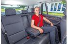 BMW X3 20d xDRIVE, Fondisitz, Beinfreiheit