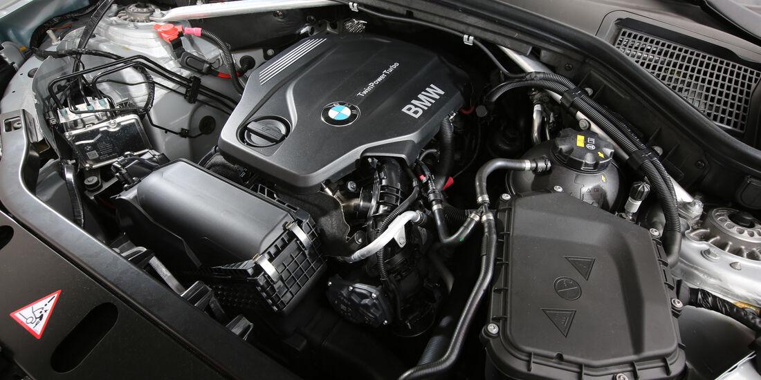 BMW X3 20d xDrive, Motor