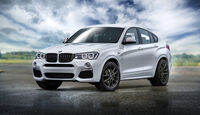 BMW X3 Alpha-N Performance Tuning
