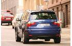 BMW X3, Heck