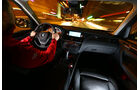 BMW X3 s-Drive 18d, Cockpit, Fahrer