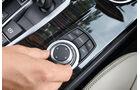 BMW X3 x-Drive 30d, Menustruktur, Multifunktionsknopf